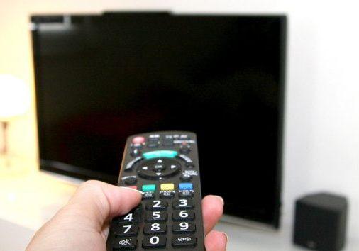 Flachbild Fernseher